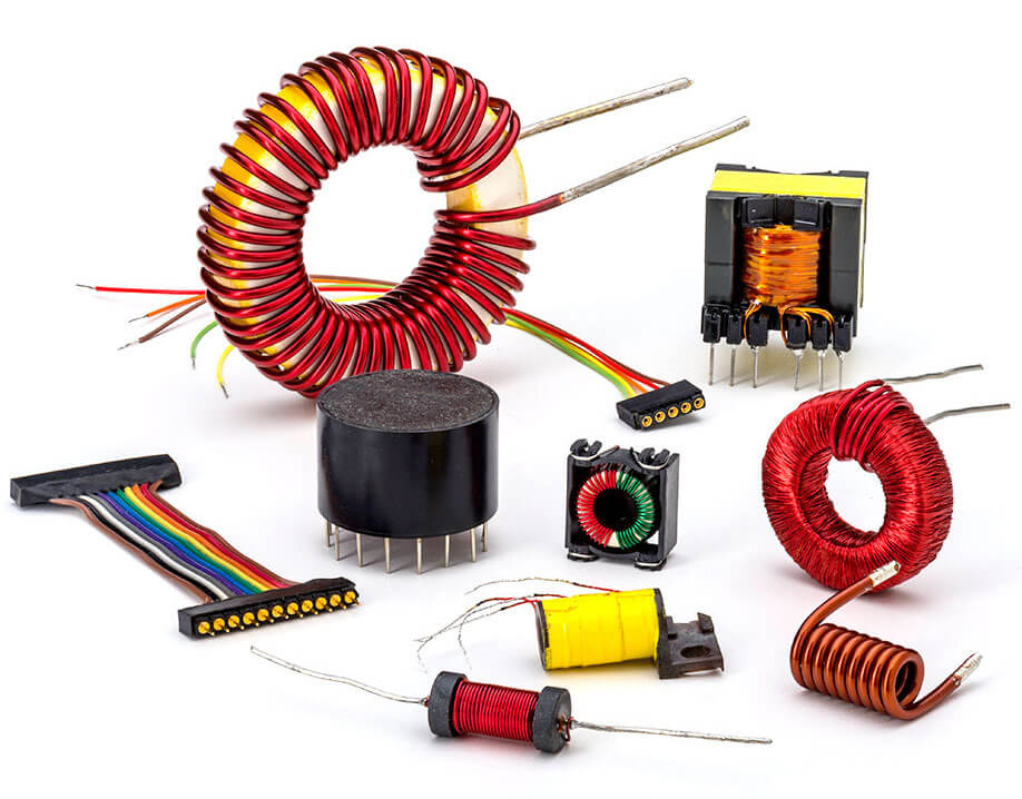 Types Of Electronic Inductors on radial vs axial capacitor